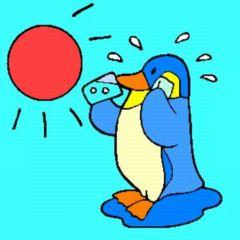 暑くなくても熱中症に注意!