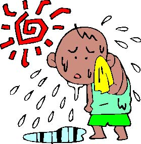 湿気と皮膚