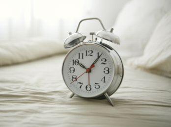 元気に朝を迎えるために